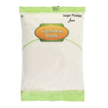 Goodness Foods Sugar Powder 500g