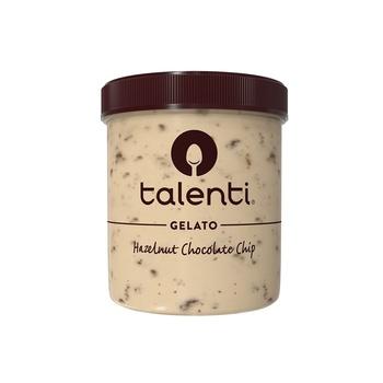 Talenti Gelato Hazelnut Choc Chip 473ml