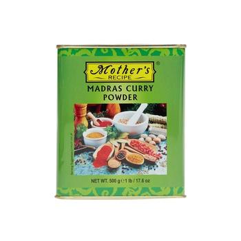 Mothers Recipe  Madras Curry Powder 500g
