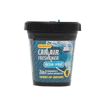 Big D Car Air Freshner Ocean Spray 130g