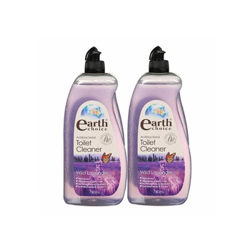 Earth Choice Toilet Cleaner 750ml Pack of 2
