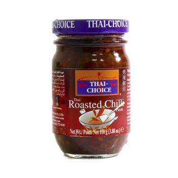 Thai Choice Roasted Chilli 110ml