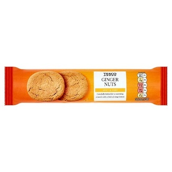 Tesco Ginger Nuts 200g