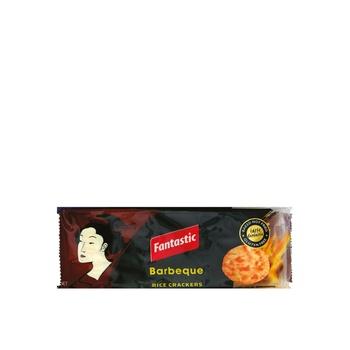 Fantastic Rice Cracker Bbq 100G @20%Off