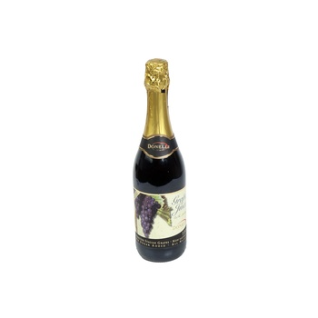 Donelli Sparkling Grape Juice Assorted 750 ml