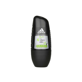 Adidas 6 IN 1  Cool&Dry 48h  antiperspirant rollon deodorant for Men 50ml