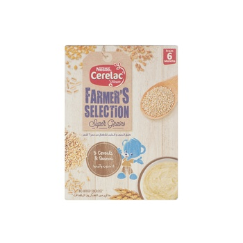 Cerelac 5 Cereals & Quinoa 250g