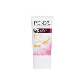 Ponds Facial Radiance Derma Bb+ Cream Spf30 Light 25g