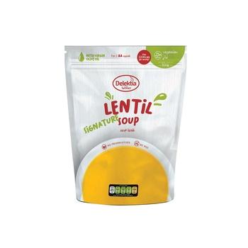Delektia lentil soup (frozen) 500g