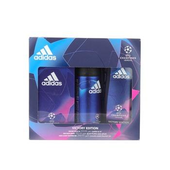 Adidas Uefa V Edt 100ml + Shower Gel 250ml + Body Spray 150ml