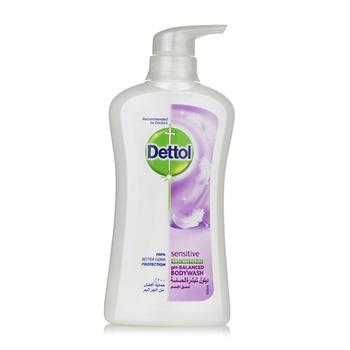 Dettol Sensetive Shower Foam 500ml