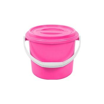 JCJ Bucket with Lid 8 Liter # 2052
