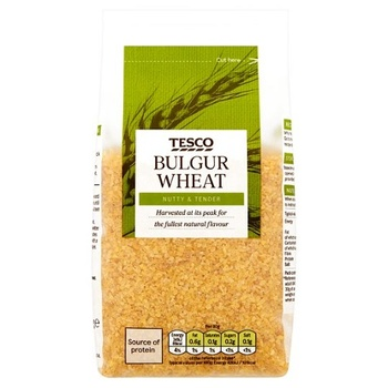 Tesco Burgol Wheat 500g