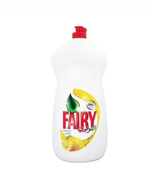 Fairy Dish Washing Liquid Lemon 1.5ltr