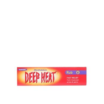 Deep Heat Rub Cream 35g