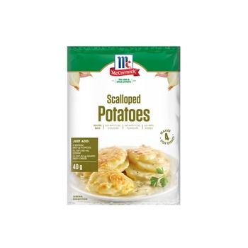Mccormick Scalloped Potatoes Recipe Base 40g
