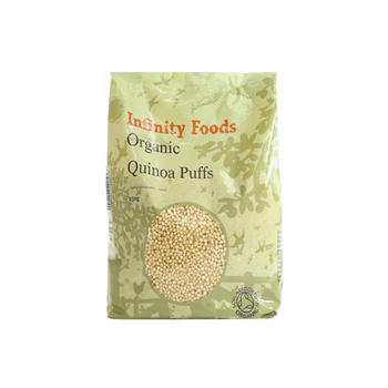 Infinity Foods Organic Quinoa Puffs 250g