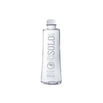 SOLO Natural Mineral Non Carbonated Water 1 Litre