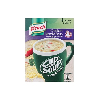 Knorr Cup a soup Chicken Noodles 60g