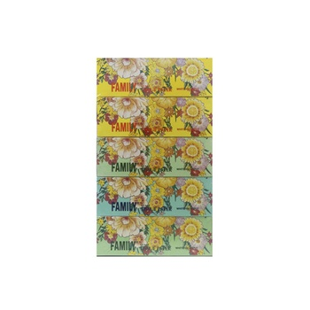 Family Tissue Paper 150x2 ply 5pcs