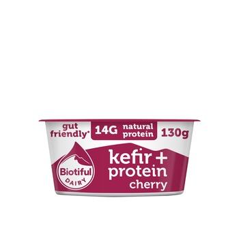 Biotiful Kefir Protein Cherry 130g