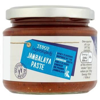 Tesco Jambalaya Paste 190g
