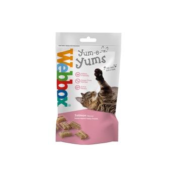 Webbox Cat Treat Yum E Yums Salmon 40g