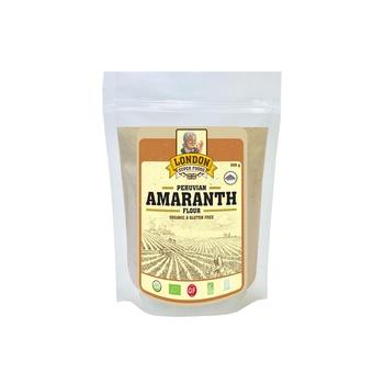 London Superfoods Organic Amaranth Flour Gluten Free 300g