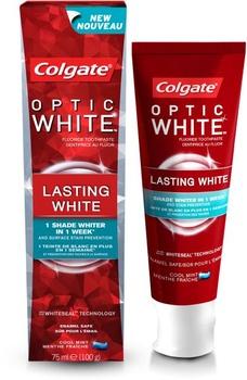Colgate Optic White Lasting White Toothpaste 75 m