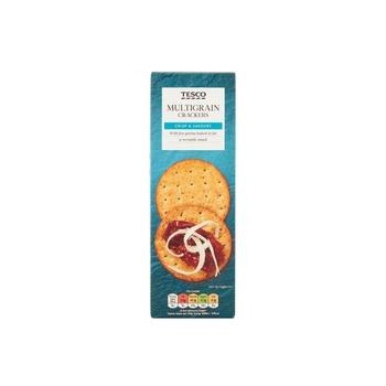 Tesco Multigrain Cracker 170g