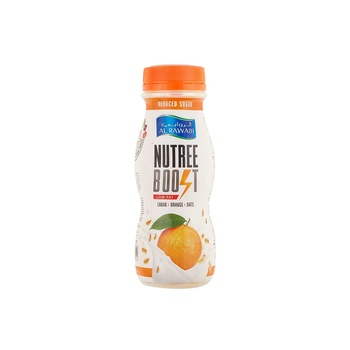 Al Rawabi Nutree Boost-Orang With Oats 200ml