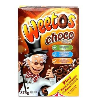 Weetabix Weetos 375g + 33% Free