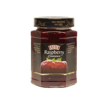 Stute raspberry conserve extra jam 340g