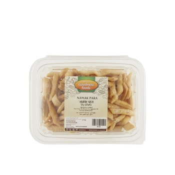 Goodness Foods Namak Para 200g