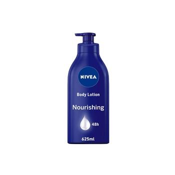Nivea Body Lotion Nourishing 625ml