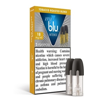 MY BLU Pod Intense 18mg Tobacco