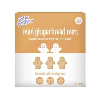 Little Bellies Mini Gingerbread 100g