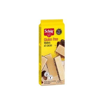 Schar Wafer al Cacao Gluten Free 125g
