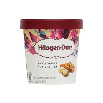 Haagen Dazs Macadamia Nut Brittle 460Ml