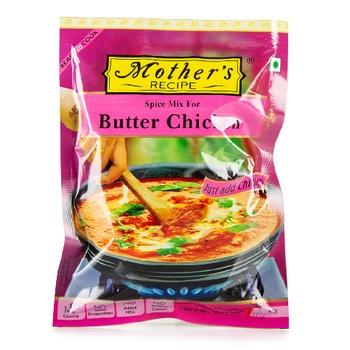 Mothers Recipe Butter Chicken Mix 100g