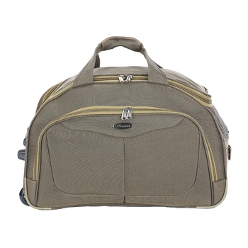 Voyager Duffle Bag 24- Soil Coloured