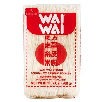 Wai Wai Dehydrated Rice Vermicelli 200g