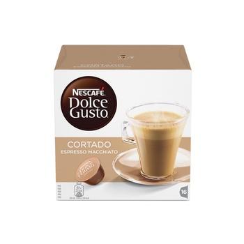 Nescafe Dolce Gusto Cortado Espresso Macchiato 100.8g