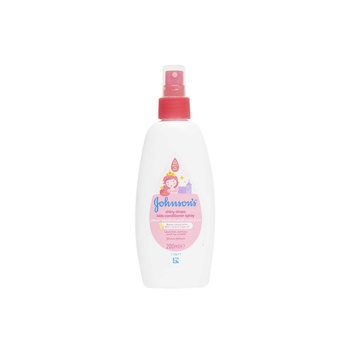 Johnson's Shiny Drops Kids Conditioner Spray 200ml