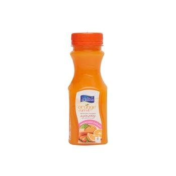 Al Rawabi Juice Orange&Carrot  200ml