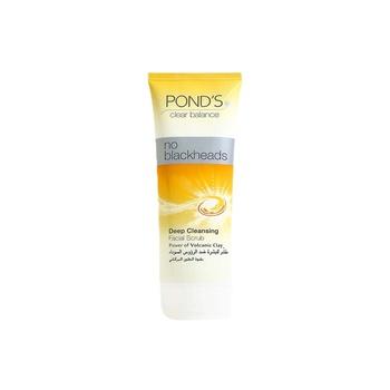 Ponds Deep Cleansing Facial Scrub No Blackheads 100g