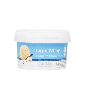 Lightwhey Ice Cream - Vanilla - 200Ml