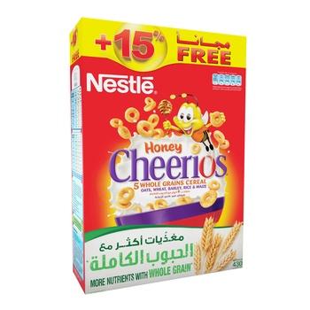 Nestle Cheerios Honey Cerl 430g @Special Price