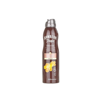 Hawaiian Tropic Protective Dry Oil Spray Argan Spf 6 177 ml