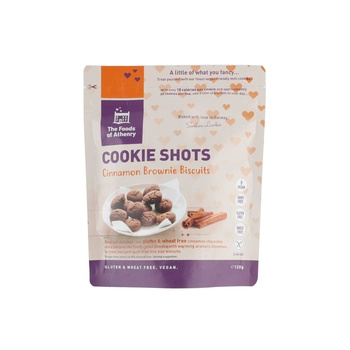 Athenry Gluten Free Vegan Cookie Cinnaman Biscuit 120g